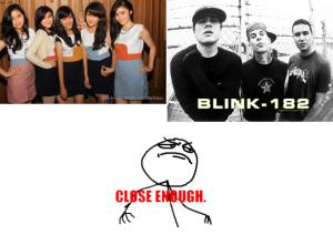 blink 182 vs blink