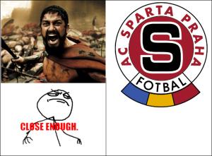 this is sparta praha